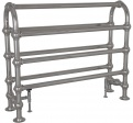 Colossus Horse 935x1125 Towel Rail - Nickel